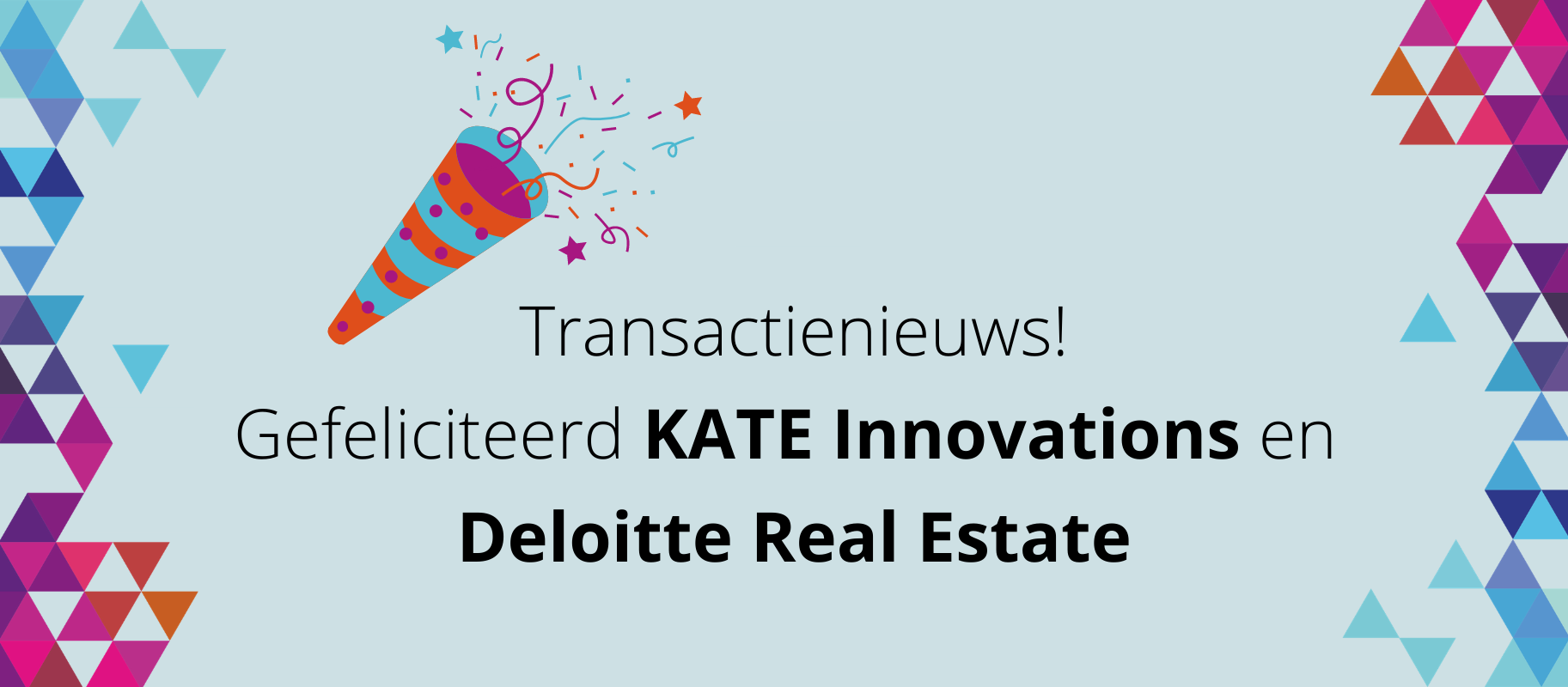 KATE Innovations neemt datadeelplatform AXIOM over van Deloitte
